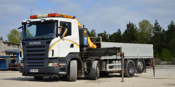 Scania – 358BAP